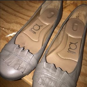 YOU by CROCS Shoes - YOU by CROCS dressy gray flats
